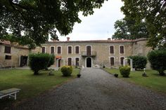 France - For sale mansion SAINT-GIRONS - 11384vm Beautiful 18th century stone MANOR HOUSE offering approximatley 380m² of living space with 14 main rooms. Nice outbuildings of approximatley 200m² including an old chapel. Set in 4ha of grounds and woods. Very pleasant environment.