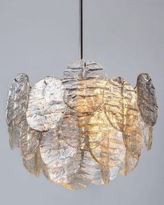 "Align Design Studio on Instagram: ""Wednesday's Wishlist is this Kalmar Glass light fixture via @remainslighting // . . . . . #inspiration #interiordesign #lighting #design…"" Chandeliers, Luxury Chandelier, Luxury Lighting, Chandelier Pendant Lights, Pendant Lamp, Lighting Design, Glass Pendant Light, Glass Pendants, Red Lamp Shade"