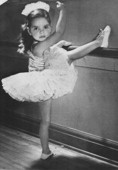 The epitome of cute. | 8 Adorable Pics Of Baby Liza Minnelli