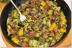 Paella, Sprouts, Mashed Potatoes, Food And Drink, Tasty, Baking, Vegetables, Ethnic Recipes, Whipped Potatoes
