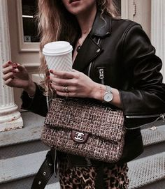 Uploaded by Vogue. Find images and videos about girl, fashion and style on We Heart It - the app to get lost in what you love. Fashion Bags, Love Fashion, Womens Fashion, Fashion Mode, Fashion Ideas, Fashion Clothes, Street Fashion, Fashion Beauty, Girl Fashion