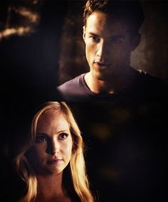 I Love Tyler and Caroline from vampire diaries together!!!
