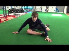 STACK Fitness - 4 goalie stretches