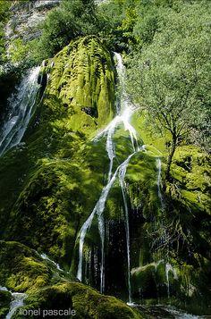 Cascade Verte Drôme http://www.rando-drome.com/