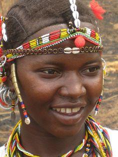 Africa |  Bedik woman from Senegal. | ©Spector Travel