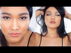 Fall Olive Day To Night Makeup Tutorial - YouTube