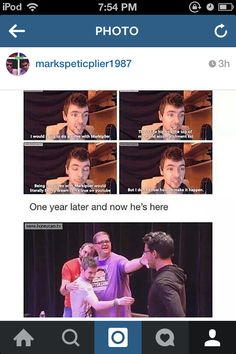 Oh my God. I have happy tears for this man. I love Jack. <3