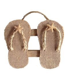 Love this Flip-Flop Ornament on #zulily! #zulilyfinds