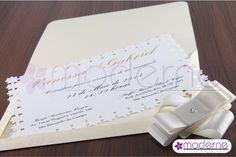 Convite de Casamento Belgrado - Moderne - Convites e afins