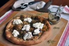 Turntable Kitchen Guest Post: Za'atar Pizza