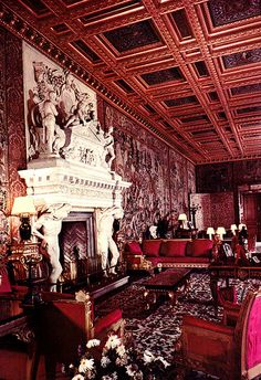 Indisputably grand -- the Drawing Room at Longleat.