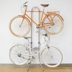 Delta : Bike Wall Rack