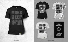 """MOBB DEEP CHANGED MY LIFE"""