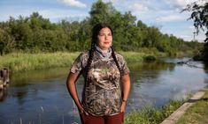'It's cultural genocide': inside the fight to stop a pipeline on tribal lands | Native Americans | The Guardian Red Lake, Army Corps Of Engineers, The Pipeline, Oil Spill, Crude Oil, Gulf Of Mexico, The Guardian, Mississippi, Landing