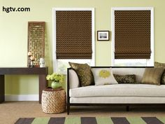 Window treatments in the form of plantation shutters, blinds, Roman shades, or curtains help a home exude a sense of completeness, whether it's in a downtown condo or an Austin Luxury Home. @WindowFashionTX