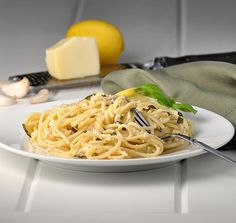 Browned Butter Lemon Spaghetti. Please click on the photo in Yumgoggle to get to this delicious recipe. Enjoy!