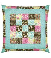 Fabric Central Floor Pillow