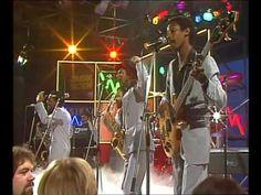 Kool and The Gang - Celebration 1980 CELEBRATE GOOD TIMES ..COMON !!! LIFE IS GRAND !!! Smiling LA @Beth Ramsey