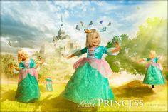 Hier entstand ein Bild das einem Cover für einen Kinofilm gleicht. In vielen Stunden Arbeit. Fotos im Studio, Freistellarbeiten und das Zusammenfügen am Rechner in eine surreale Landschaft das alles ergab dann dieses Bild einer kleinen Prinzessin, die mit den Schmetterlingen tanzt.    Euer Foto-MAXX  www.foto-maxx.de