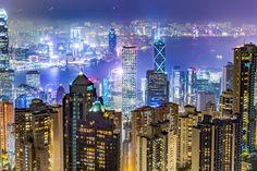 Hong Kong Victoria Park Photography