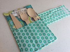Picnic Utensil Roll - Camping Cutlery Roll - Reusable Cutlery Roll Up - Office Lunch Set - Eco Friendly by ShadowValleyBoutique on Etsy https://www.etsy.com/listing/245919802/picnic-utensil-roll-camping-cutlery-roll
