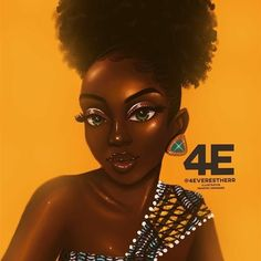 Art Black Love, Sexy Black Art, Black Girl Art, My Black Is Beautiful, Black Girls Rock, Beautiful Artwork, African American Artwork, African Art, Art Afro Au Naturel