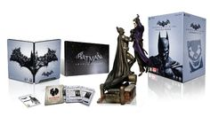 Batman Arkham Begins Collecters Edition Batman Figure Metal Pack DLC Code Japan Import ** Find out more about the great product at the image link. Note:It is Affiliate Link to Amazon.