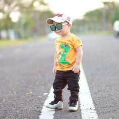 Kicau Kecil Babyshop On Instagram Little Jack Tee Good Dino Kaos Kasual Warna