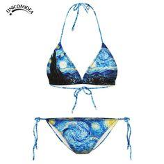 $5.79 (Buy here: https://alitems.com/g/1e8d114494ebda23ff8b16525dc3e8/?i=5&ulp=https%3A%2F%2Fwww.aliexpress.com%2Fitem%2FNew-Fashion-2016-Women-Swimwear-Bikini-Sexy-Ladies-Bikini-Set-3D-Galaxy-Space-Clouds-Print-Swimsuit%2F32696037427.html ) New 2016 Women Swimwear Bikini Sexy Ladies Bikini Set 3D Galaxy Space Clouds Print Swimsuit Bathing Suit Maillot De Bain for just $5.79
