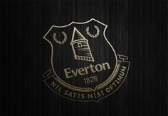 Download Wallpapers Everton FC 4K English Football Club Leather