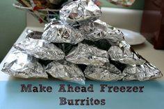 Make Ahead Freezer B
