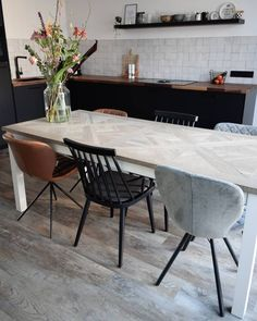 Dining Chairs, Dining Table, Lucca, Outdoor Furniture, Outdoor Decor, Home Living Room, Interior Styling, Brown, Inspiration