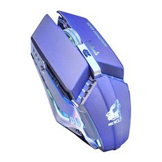 Freewolf X11 1600DPI 2.4GHz Wireless Mute Rechargeable Mouse LED Backlit Optical Gaming Mice Sale - Banggood.com Grenadines, St Kitts And Nevis, Mice, Uganda, Cambodia, Laos, Gaming, Videogames, Computer Mouse