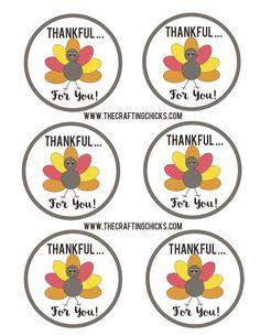 Thanksgiving Teacher Gifts, Thanksgiving Favors, Thanksgiving Parties, Thanksgiving Activities, Halloween Teacher Gifts, Graphics Fairy, Teacher Treats, Diy Vintage, Printable Christmas Cards