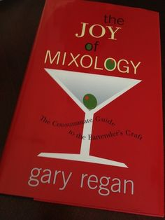 Cocktail Book: The Joy of Mixology