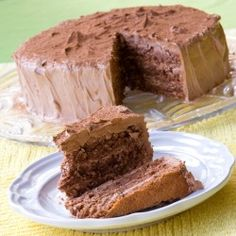 Sans Rival Cake- Chocolate and almond gluten free cake with french buttercream frosting