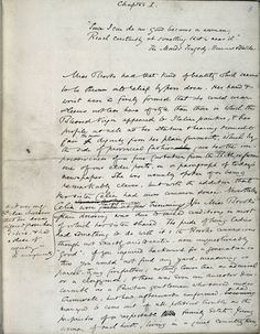 George Eliot's manuscript of Middlemarch Men Of Letters, Love Letters, Classic Literature, Classic Books, English Literature, My Academia, George Eliot, Lewis Carroll, Book Lovers