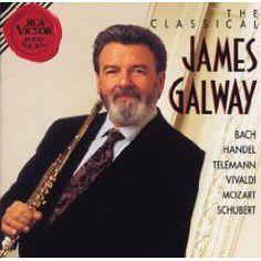 The Classical James Galway James Galway, Flutes, Teaching, Music, Musica, Flute, Musik, Muziek, Education