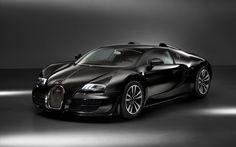 Bugatti Veyron Jean Bugatti 2013