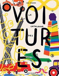 Amazon.fr - Le catalogue des voitures - Carl Johanson - Livres