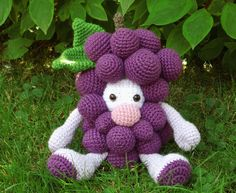 Mindy tangerine crochet pattern for free - Diy & Crafts Projects Crochet Fruit, Crochet Food, Knit Crochet, Free Crochet, Craft Projects For Kids, Diy For Kids, Projects To Try, Crochet Patterns Amigurumi, Baby Toys