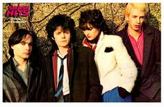 Siouxsie and the Banshees http://www.thebansheesandothercreatures.co.uk/chainsawwebsiteinterview.htm