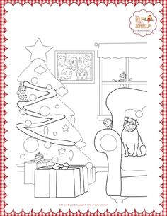 christmas coloring pages elf on the shelf coloring pages
