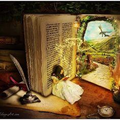 Bücher eröffnen Welten