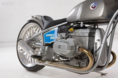 Classic BMW Bobber