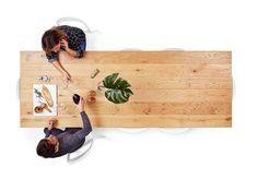 MESA Table on Behance