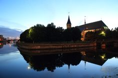 Immanuel Kant island (former Kneiphof) - Cathedral