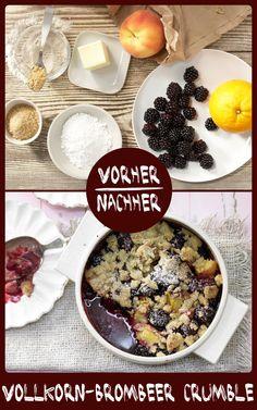http://eatsmarter.de/rezepte/vollkorn-brombeer-crumble So gesund und lecker kann ein Dessert aus dem Ofen sein!