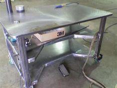 Resultado de imagem para welding bench ideas