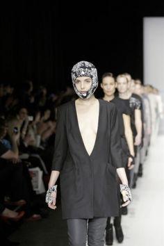 Elsien Gringhuis-amsterdam international fashion week 2010